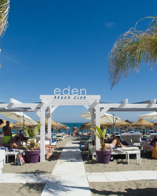Sun, Sea and Eden Beach